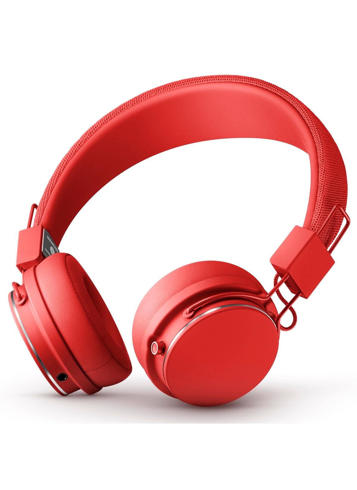 Standart Urbanears Plattan 2 Bluetooth Kırmızı Mikrofonlu Kulak Üstü Kulaklık